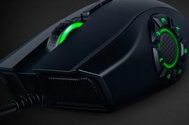 Razer pone al día su ratón para MOBAs Naga Hex V2 con un sensor de 16.000 DPI
