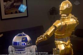 Magic Leap se alía con LucasFilm para crear experiencias de realidad aumentada de Star Wars
