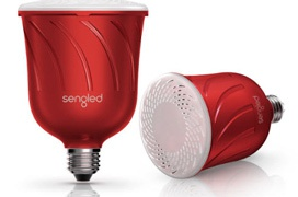Sengled lanza bombillas LED con altavoces y repetidores WiFi
