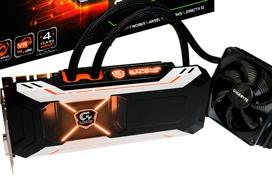 Gigabyte añade refrigeración líquida a su GTX 1080 Xtreme Gaming