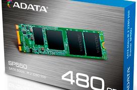 Nuevos SSD M.2 ADATA Premier SP550