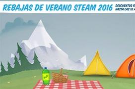 Comienzan las rebajas de verano de Steam