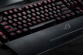 Llega a España el teclado mecánico ASUS ROG Horus GK2000 por 269 Euros