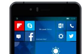 Lenovo lanza su primer smartphone con Windows 10 Mobile: SoftBank 503LV