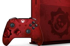 Microsoft lanzará una edición especial de la Xbox One S junto con el Gears of War 4