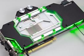 Phanteks lanza nuevos bloques de refrigeración líquida para las GTX 1080