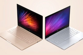 El Xiaomi Mi Notebook Air de 12,5