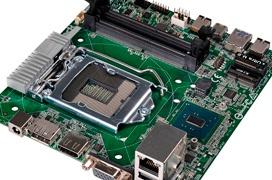 La primera placa base mini-STX con chipset H110 es de ASRock