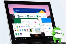 Jide extiende Remix OS a los Nexus 9 y Nexus Pixel C