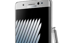 El Galaxy Note 7 de Samsung se volverá a poner a la venta el 28 de septiembre