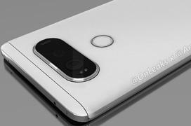 Los primeros renders del LG V20 dejan ver un posible diseño modular y doble cámara