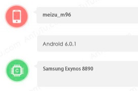 Meizu trabaja en un smartphone con el Exynos 8890 de Samsung