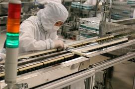 LG fabricará SoCs ARM para móviles en las fábricas de Intel