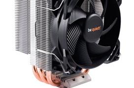 El Be Quiet! Pure Rock Slim es un disipador de CPU compacto capaz de disipar 120W