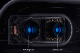Así funciona la doble cámara del iPhone 7 Plus