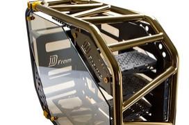 In Win presenta la sucesora de su llamativa torre D-Frame