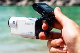 Sony lanza las nuevas cámaras deportivas AS300R y X3000R