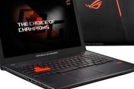 ASUS se decanta por una GTX 960M para su nuevo portátil gaming ROG Strix GL553VW