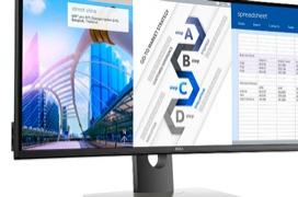 Nuevo monitor Dell UltraSharp U3417W con curvatura de 1900R