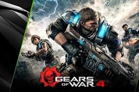 NVIDIA regala el Gears of War 4 por la compra de una GTX 1070 o GTX 1080