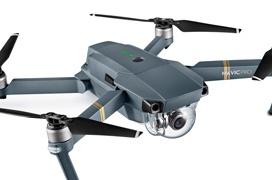 DJI lanza su drone plegable Mavic Pro