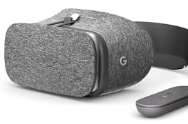 Daydream View son las gafas de realidad virtual de Google