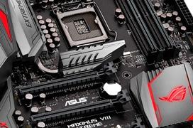 ASUS actualiza sus placas LGA 1151 para soportar los nuevos procesadores Intel Kaby Lake