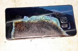 Los Note 7 reparados siguen explotando y Samsung detiene su fabricación