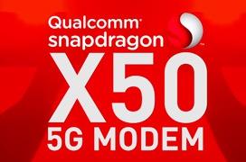 El Qualcomm Snapdragon X50 es el primer módem 5G del mundo, alcanza  5.000 Mbps