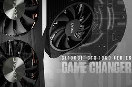 ZOTAC anuncia sus NVIDIA GeForce GTX 1050 y GTX 1050 Ti con disipador personalizado