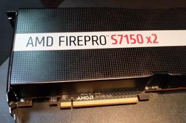 AMD nos enseña las primeras gráficas para virtualización multi-Usuario MxGPU del mundo