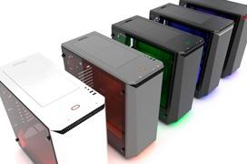 Cristal templado e iluminación RGB para las nuevas torres Eclipse P400 de Phanteks