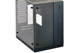 Lian Li PC-Q37, una torre mini-ITX con cristal templado