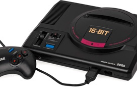 La mítica Sega Mega Drive vuelve a fabricarse 28 años después