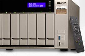 QNAP forma el binomio perfecto con AMD en sus nuevos NAS TVS-x73