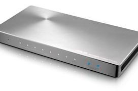 Los 10 GbE se hacen más asequibles con el switch ASUS XG-U2008