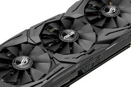 ASUS anuncia la GTX 1080 ROG STRIX A8G con DirectCU III