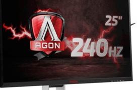 El monitor gaming AOC AGON AG251FX alcanza los 240Hz