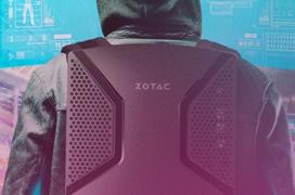 VR Go, así es la mochila para realidad virtual de ZOTAC