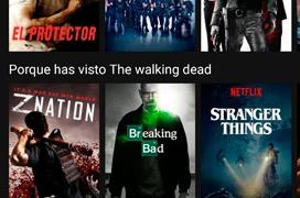 Netflix ya permite descargar películas y series para verlas offline