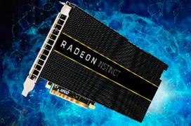 AMD anuncia Radeon Instinct, su plataforma de gráficas para Deep Learning