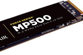 Corsair Force MP500, un SSD M.2 NVMe que alcanza los 3.000 MB/s