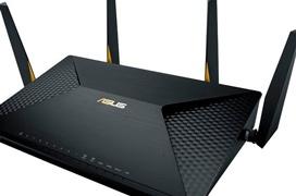 ASUS BRT-AC828 un router WiFi ac de 2.534 Mbps con puerto M.2 para SSD