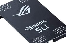 ASUS ofrecerá un puente SLI HB barato