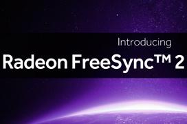 AMD FreeSync 2 pasará a llamarse FreeSync 2 HDR