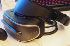 Lenovo deja ver sus nuevas gafas de Realidad Virtual para Windows 10 por menos de 400 Euros