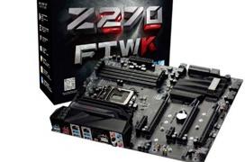 EVGA estrena con tres placas base su nueva serie Z270