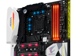 Gigabyte presenta 18 placas base Intel Z270 para Kaby Lake