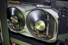 ZOTAC nos enseña la GTX 1080 más pequeña del mundo