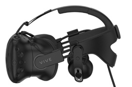 HTC anuncia nuevos accesorios para la VR Vive y un servicio de suscripción
